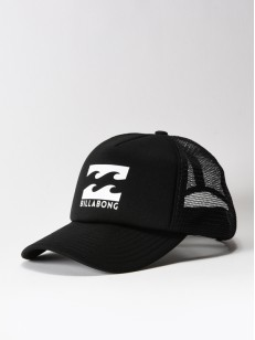 BILLABONG kšiltovka PODIUM BLACK/WHITE