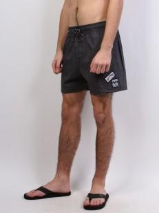 BILLABONG koupací šortky REISSUE LAYBACK 15 BLACK