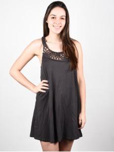 BILLABONG šaty GREAT VIEWS OFF BLACK