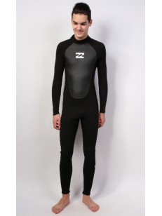 BILLABONG Neopreny INTR. 3X2 BZFULL BLACK