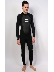 BILLABONG neopren INTR.FULL FLATL. BLACK