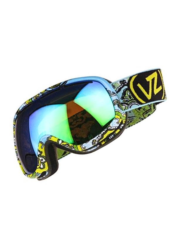 Vonzipper Brýle Chakra Amoeba Yellow modrá