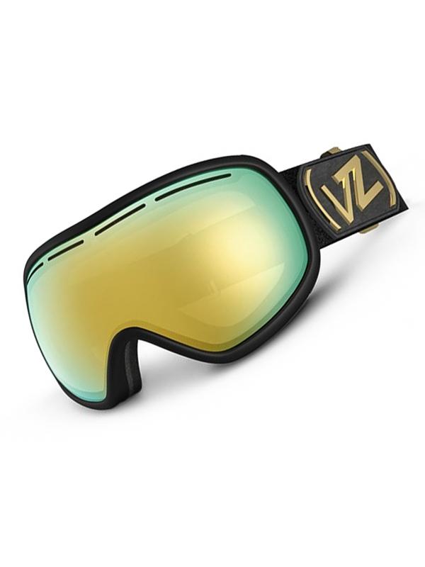 Vonzipper Brýle Chakra Black Gloss černá