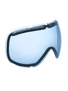 VONZIPPER skla CHAKRA LIGHT BLUE