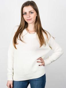 ROXY sveter LOST COASTLINES MARSHMELLOW