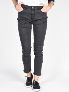 ROXY kalhoty NIGHT SPIRIT WASHED BLACK
