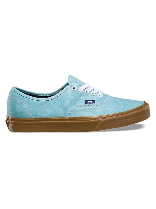 Vans Boty Authentic (washed Canvas) - 6usw