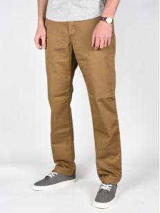 VANS kalhoty AUTHENTIC CHINO STRETCH Dirt