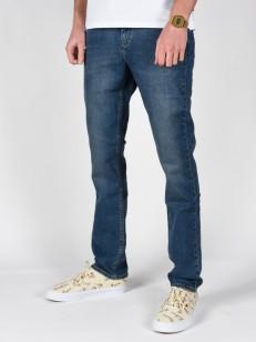 VANS kalhoty V76 SKINNY Vintage Blue