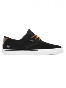 ETNIES boty JAMESON VULC BLACK/BROWN/GREY