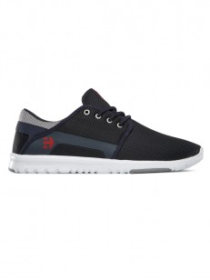 ETNIES boty SCOUT NAVY/GREY/RED