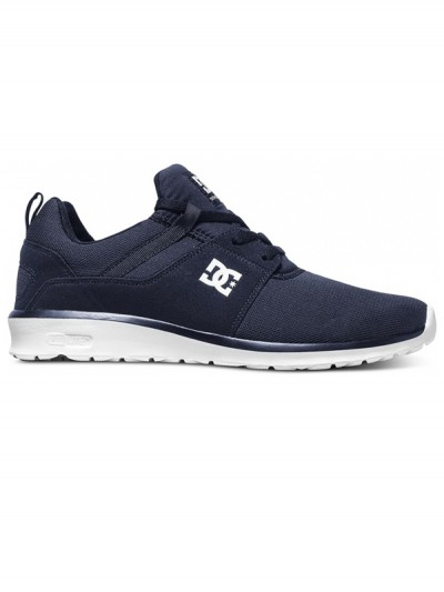 DC boty HEATHROW NAVY