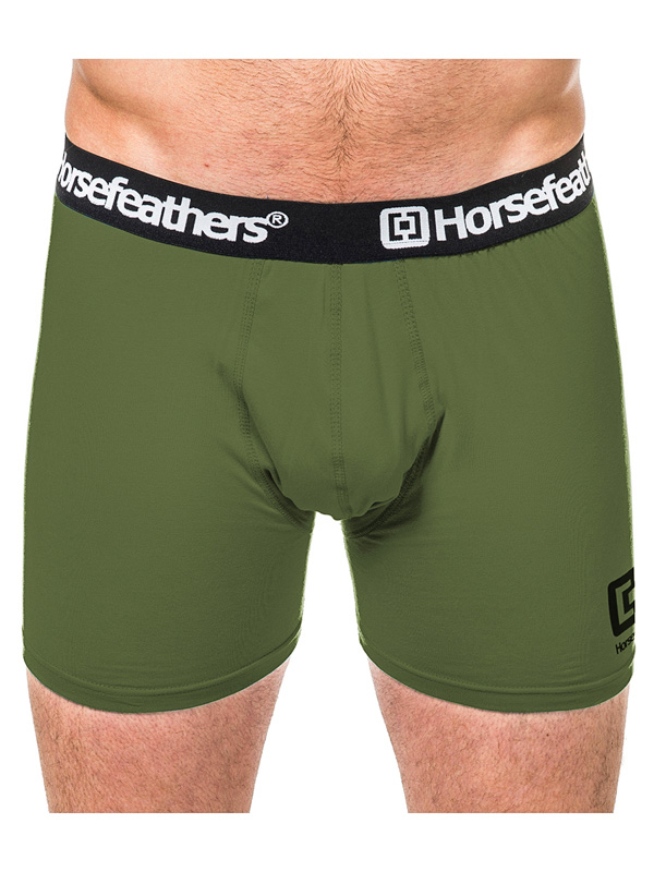 Horsefeathers Trenky Dynasty Olive - S