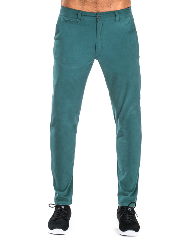 Horsefeathers Kalhoty Ritchie Teal - 32
