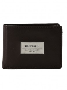RIP CURL peněženka HEAVY METAL BROWN