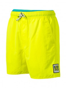 "RIP CURL boardshortky VOLLEY FLUO 16"" SAFETY YELLO"