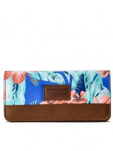 RIP CURL peněženka MIA FLORES CBOOK Blue