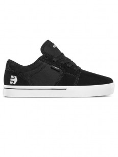 ETNIES boty KIDS BARGE LS BLACK/WHITE