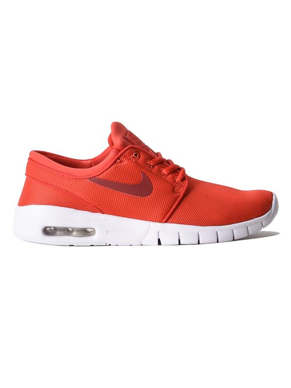 Nike Sb Boty Stefan Janoski Max (gs) Track Red/ced červená
