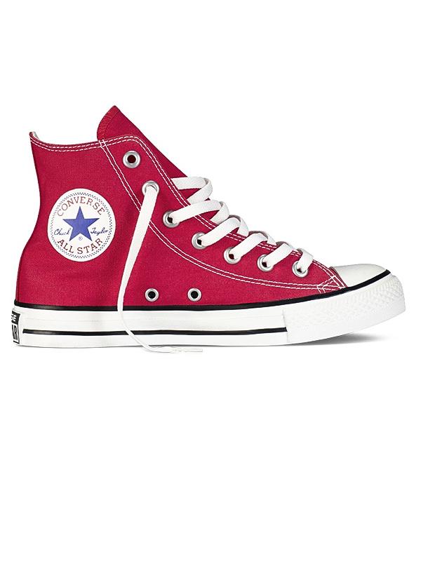 Converse Boty Ct All Star Varsity Red - 7,5us červená