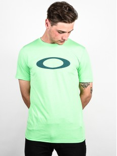 OAKLEY tričko O-MESH ELLIPSE Viper Lt Htr