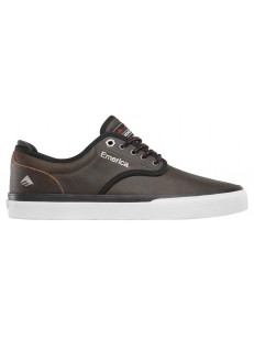 EMERICA boty WINO G6 X INDY BROWN/BLACK
