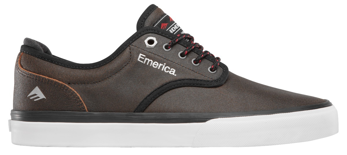 Emerica Boty Wino G6 X Indy Brown/black - 8us