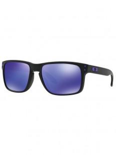 OAKLEY sluneční brýle HOLBROOK MATTE BLACK Violet