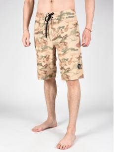 ETNIES koupací šortky SCOUT BOARD CAMO