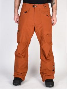 RIDE kalhoty ALKI ACT1 20/20 BURNT ORANGE