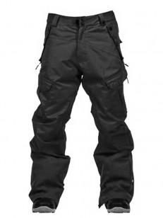 RIDE kalhoty BELLTOWN ACT2 15/10 BLACK