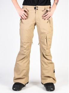 RIDE kalhoty FAIRMOUNT ACT1 20/20 DARK KHAKI