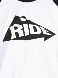 RIDE triko HERITAGE WHITE