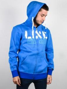 LINE mikina ORIGINAL BLUE