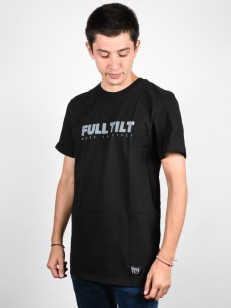 FULL TILT triko LOGO BLACK