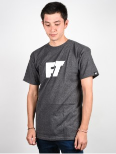 FULL TILT triko LOGO GREY
