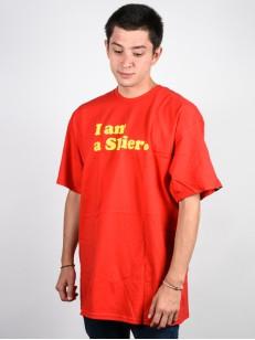 LINE triko SKIER FOREVER RED