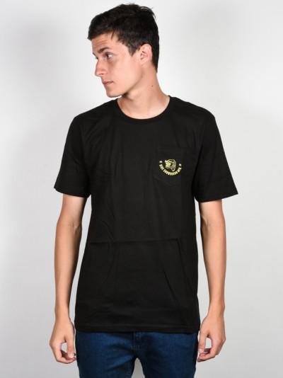 RIDE triko PANTHER BLACK