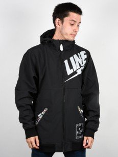 LINE bunda ARTILLERY BLACK
