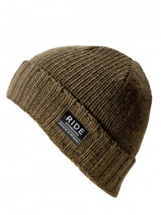 RIDE kulich RAG WOOL OLIVE