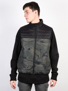 ELEMENT vesta PUFF VEST MAP CAMO