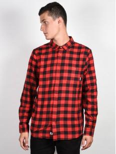 ELEMENT košile JEDWAY RED
