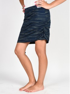 PICTURE sukně METOO DARK BLUE