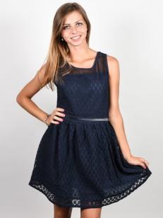 PICTURE šaty MALOU DARK BLUE