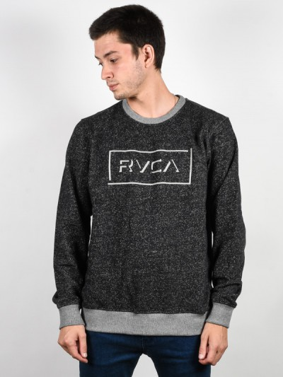 RVCA mikina BIG RVCA BLACK