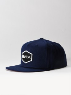 RVCA kšiltovka COMMONWEALTH NAVY/WHITE