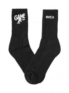 RVCA ponožky ESPO BLACK