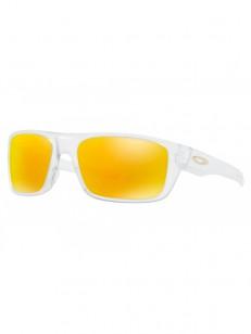 OAKLEY sluneční brýle DROP POINT MATTE CLEAR Fire