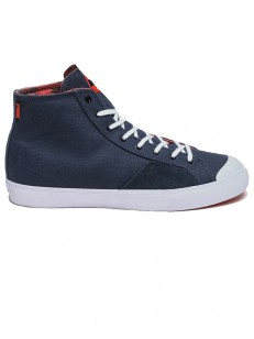 ELEMENT boty SPIKE MID CANVAS NAVY