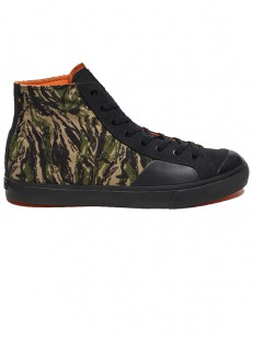 ELEMENT boty SPIKE MID CANVAS SPIRIT CAMO